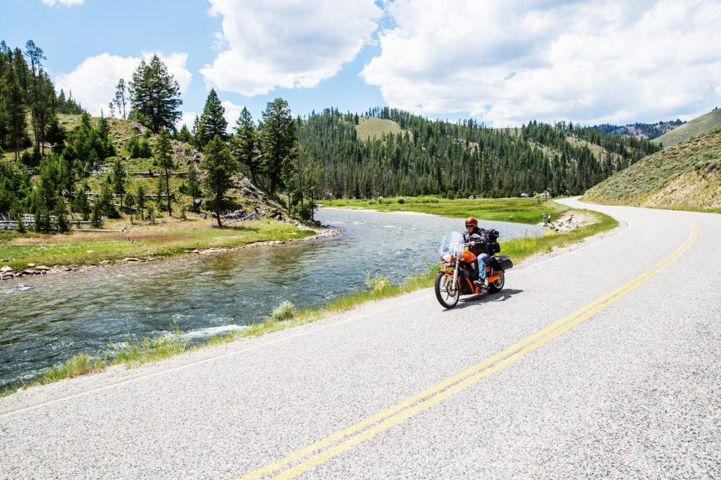 idaho scenic byways